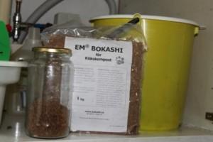 Klimatsmart kökskompostering med Bokashi