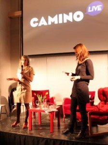 Marie Eriksson från 100Hus på Camino Live