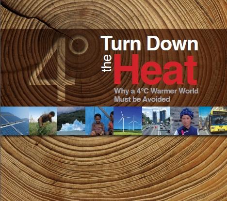 Världsbankens klimatrapport