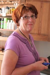 Ann-Christin Martinsson min fantastiska eko-frisör